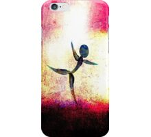 Dance Like You Are Flying... iPhone Case/Skin