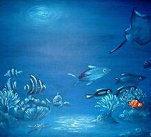 Finding Nemo... by Cherie Roe Dirksen