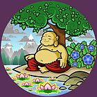 buddha_under_tree by deezy
