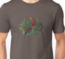 Rosella..Basket weave Tshirt Unisex T-Shirt