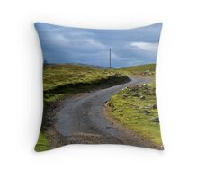 The Easy Route Throw Pillow