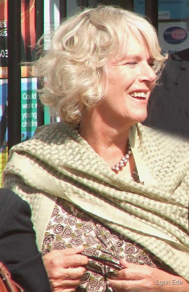 Camilla, Duchess of Cornwall by Lynn Ede