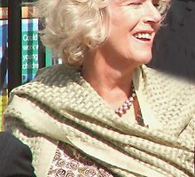 Camilla, Duchess of Cornwall by Lynn Ede