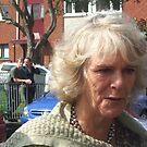 Camilla Duchess of Cornwall by Lynn Ede