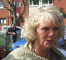 Camilla Duchess of Cornwall by Lynn Ede