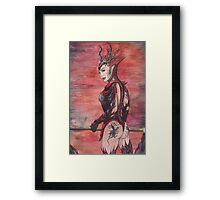 Tok-Wen Dragonmaster Framed Print