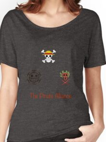 Pirate Alliance Women's Relaxed Fit T-Shirt