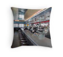 Relish, Williamsburg, NY Throw Pillow