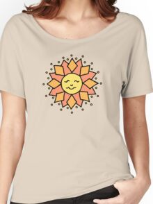 Ditzy Sun Women's Relaxed Fit T-Shirt