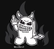 WeeDevil II T-shirt by WeeMad