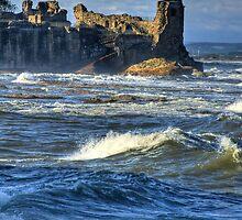 Coastal Ruins by Panalot