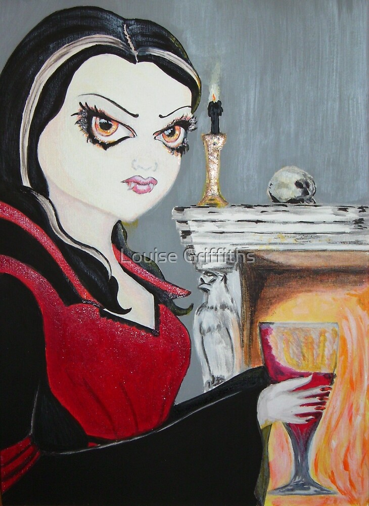 Vampire Queen by Louise Griffiths