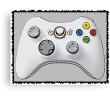 Sailor Moon Xbox Controller Canvas Print