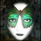 BUTTERFL-EYE by Elizabeth Burton