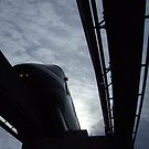 monorail by SNAPPYDAVE