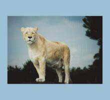 White Lion at West Midlands Safari Park T-Shirt