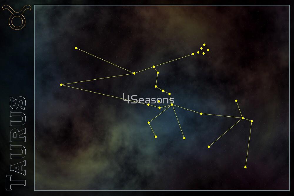 Taurus zodiac by 4Seasons