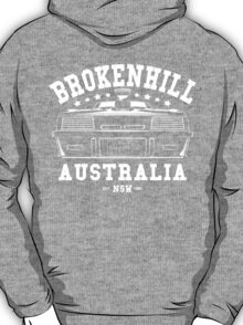 Mad Max Inspired Broken Hill 1981 Shirt T-Shirt