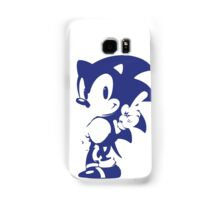 Minimalist Sonic 9 Samsung Galaxy Case/Skin