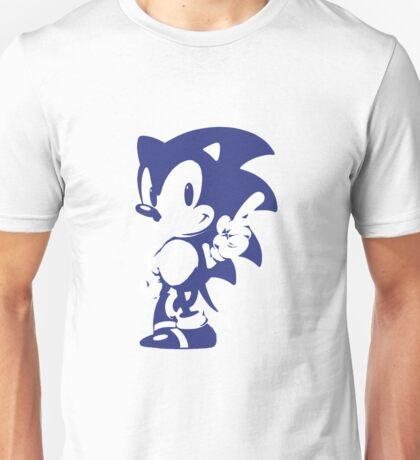 Minimalist Sonic 9 Unisex T-Shirt