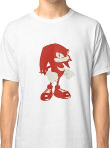 Minimalist Knuckles Classic T-Shirt