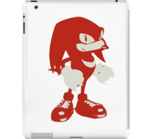 Minimalist Knuckles iPad Case/Skin