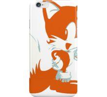 Minimalist Tails 2 iPhone Case/Skin