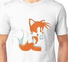 Minimalist Tails 2 Unisex T-Shirt