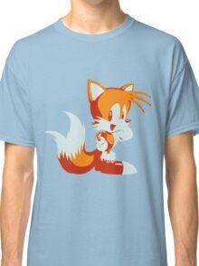 Minimalist Tails Classic T-Shirt