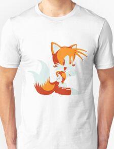 Minimalist Tails T-Shirt