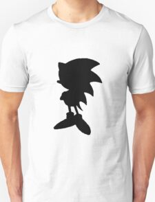 Classic Sonic Silhouette 2 T-Shirt