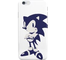 Minimalist Sonic 6 iPhone Case/Skin