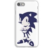 Minimalist Sonic 6 iPhone Case/Skin