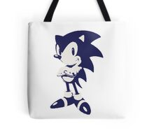 Minimalist Sonic 6 Tote Bag
