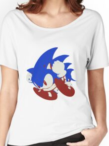 Minimalist Sonic 5 Women's Relaxed Fit T-Shirt