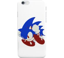 Minimalist Sonic 5 iPhone Case/Skin