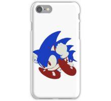 Minimalist Sonic 5 iPhone Case/Skin