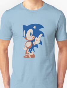 Minimalist Sonic 4 Unisex T-Shirt