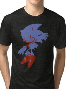 Minimalist Sonic 3 Tri-blend T-Shirt