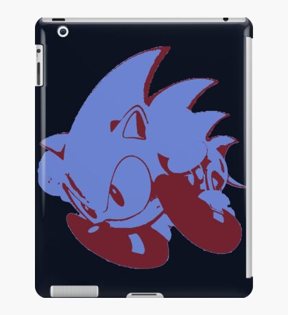 Minimalist Sonic 2 iPad Case/Skin