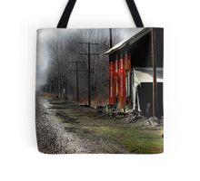Coming at You Tote Bag
