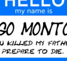 Prepare to Die Sticker