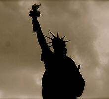 Lady Liberty by Jennifer Muller