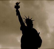 Lady Liberty by Jennifer Muller
