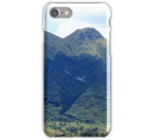 Mountain Fields iPhone Case/Skin