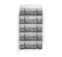 Fight for the Liberty Duvet Cover