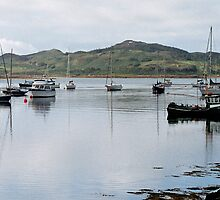 Arisaig Harbour by WatscapePhoto