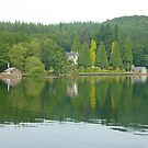 LAKE WINDERMERE  by Lilian Marshall