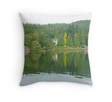 LAKE WINDERMERE  Throw Pillow