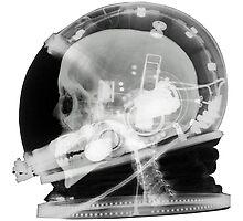 Xray Cosmonaut by ARTYOM